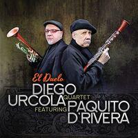 Urcola Diego Quartet / Paquito - El Duelo