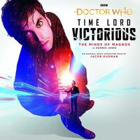 Doctor Who Colv Ofgv Red Uk - Minds Of Magnox: Time Lord Victorious [Colored Vinyl] (Red)