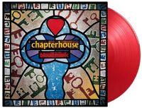 Chapterhouse - Blood Music [Limited Gatefold, 180-Gram Transparent Red Colored Vinyl]