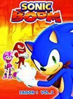 Sonic Boom: Season 1 Vol 3 - Sonic Boom: Season 1 Vol 3