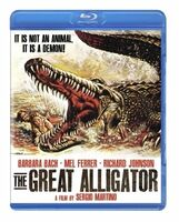 Great Alligator (1979) - The Great Alligator (aka The Big Alligator River)