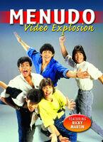 Menudo - Menudo: Video Explosion