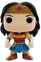 Funko Pop! Heroes: - Imperial Palace- Wonder Woman (Vfig)