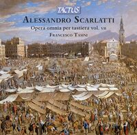 Scarlatti / Tasini - Opera Omnia Per Tastiera 7 (2pk)
