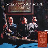 Ocean Colour Scene - Painting [Colored Vinyl] [180 Gram] (Wht) (Uk)