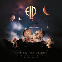 Emerson Lake & Palmer - Out Of This World: Live (1970-1997) (Box) (Gate)