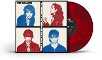Inhaler - It Won't Always Be Like This [Colored Vinyl] [Limited Edition] (Red)