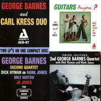 George Barnes - Guitars Anyone?/Swing Guitars