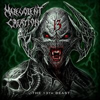 Malevolent Creation - The 13th Beast [LP]