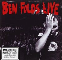 Ben Folds - Ben Folds Live [Import]