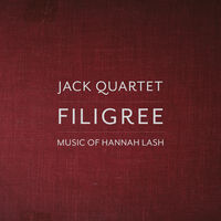 JACK Quartet - Filigree