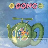 Gong - Flying Teapot (Uk)