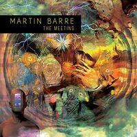 Martin Barre - Meeting (Blue) [Colored Vinyl] [Limited Edition]