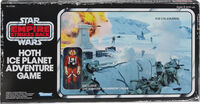 Games - Hasbro Gaming - Star Wars Hoth Ice Planet Retro Game