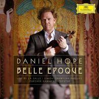 DANIEL HOPE - Belle Epoque