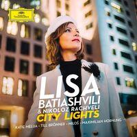 Lisa Batiashvili / Rachveli,Nikoloz - City Lights (Uk)
