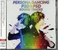 Game Music Jpn - Persona Dancing P3d & P5d Soundtrack (Jpn)