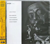 Ben Webster - Live At Pio's [Remastered] (Jpn)
