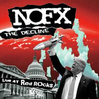 NOFX - The Decline: Live At Red Rocks EP [Vinyl]