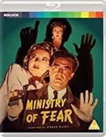Ministry Of Fear - Ministry Of Fear / (Uk)