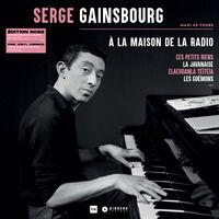 Serge Gainsbourg - A La Maison De La Radio (Pink Vinyl)
