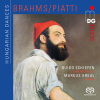 Brahms / Schiefen / Kreul - Hungarian Dances
