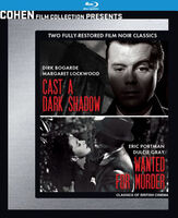 Wanted for Murder / Cast a Dark Shadow - Wanted for Murder / Cast a Dark Shadow