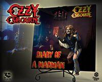 Knucklebonz - Knucklebonz - Ozzy Osbourne 'Diary of a Madman' 3D Vinyl