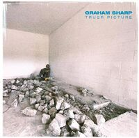 Graham Sharp - Truer Picture (First Edition) (Blue) [Colored Vinyl]