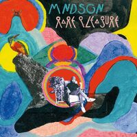 Mndsgn - Rare Pleasure [Colored Vinyl] (Ylw)