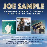 Joe Sample - Rainbow Seeker / Carmel / Voices In The Rain (Uk)