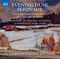 Godzinsky / Hedlund / La Tempesta Orchestra - Evening Dusk Serenade