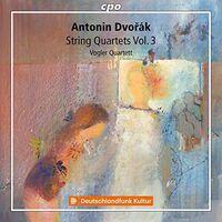 Dvorak / Vogler Quartett - String Quartets 3 (2pk)