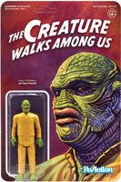 Universal Monsters Reaction Fig - Creature Walks - Universal Monsters ReAction Figures - Creature Walks Among Us