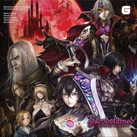 Bloodstained Ritual Of The Night - The Definitive - Bloodstained: Ritual Of The Night - The Definitive