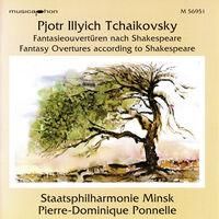 Minsk Philharmonic Orchestra - Fantasieouverturen