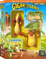 Gigantosaurus S1 V1 with Figurines - Gigantosaurus: Season 1 - Vol 1 / (Fig Ws)