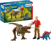 Schleich - Schleich Tyrannosaurus Rex Attack