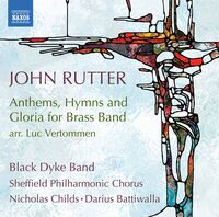 Black Dyke Band - Anthems Hymns & Gloria