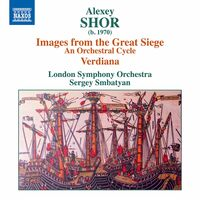 Shor / London Symphony Orch / Smbtayan - Images From The Great Siege
