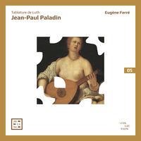 Paladino / Ferre - Tablature de Luth