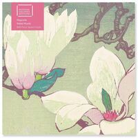 Flame Tree Studio - Mabel Royds Magnolia 500 Piece Jigsaw Puzzle