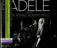 Adele - Live At The Royal Albert Hall (CD + DVD)