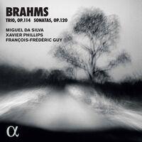 Brahms / Silva / Guy - Trio 114 / Sonatas