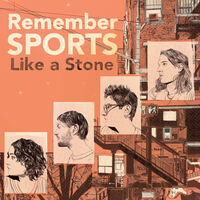 Remember Sports - Like A Stone (Eco Mix Vinyl) [Colored Vinyl] [Indie Exclusive]