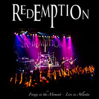 Redemption - Frozen In The Moment - Live In At (Re-Release)