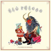 Klo Pelgag - L'alchimie Des Monstres [With Booklet]