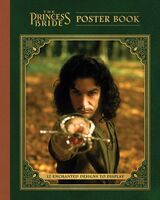 Princess Bride Ltd - Princess Bride Poster Book (Post) (Ppbk)
