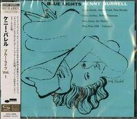 Kenny Burrell - Blue Lights Vol 1 (Shm) (Jpn)
