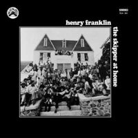 Henry Franklin - Skipper At Home (Blk) [Colored Vinyl] (Org) [Indie Exclusive] [Remastered]